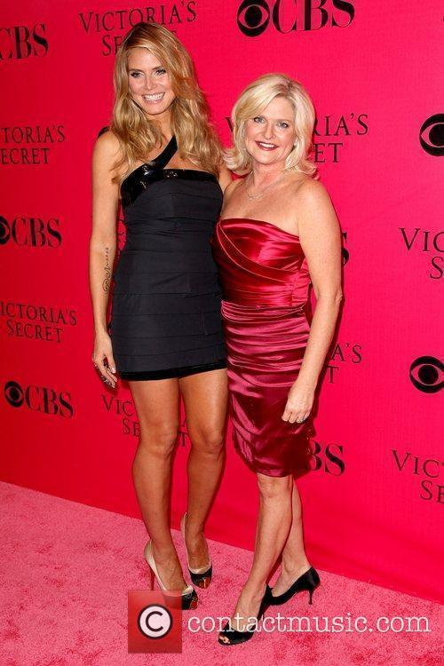 Heidi Klum and Sharen Turney 4