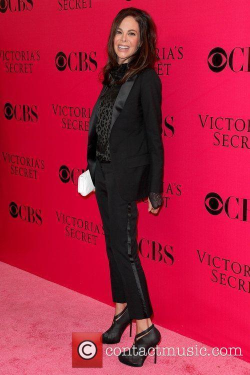 Guest 2009 Victoria's Secret Fashion Show at The...