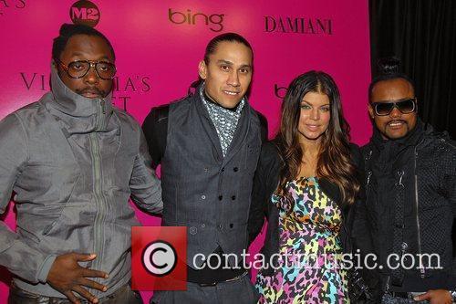 Black Eyed Peas Victoria's Secret Fashion Show after...