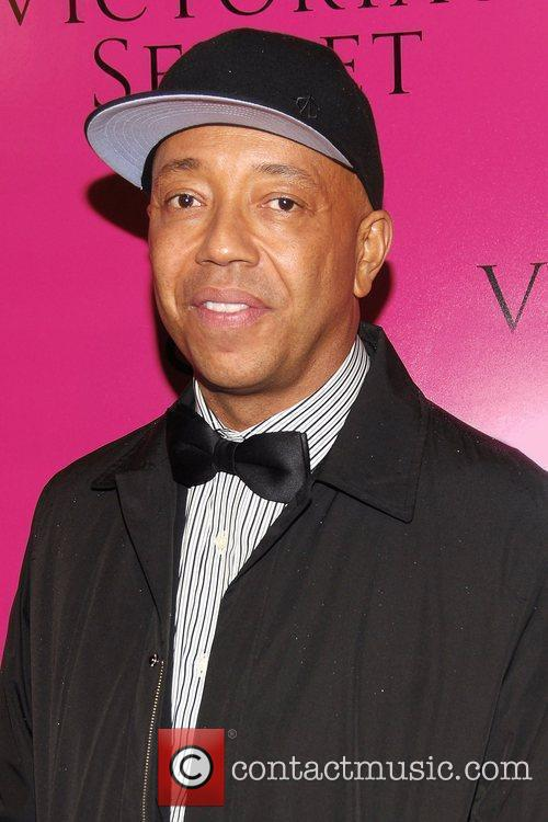 Russell Simmons Victoria's Secret Fashion Show after party...