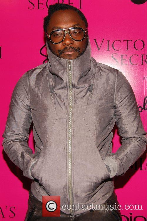 Will.i.am Victoria's Secret Fashion Show after party at...