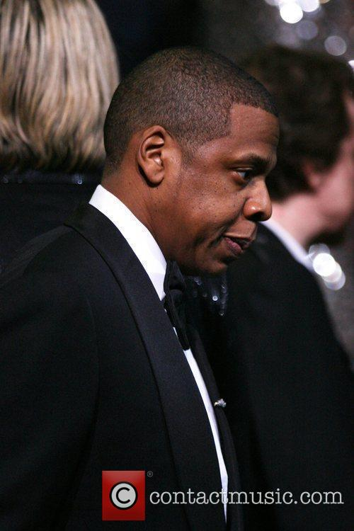 Jay-Z Victoria's Secret Fashion Show at The Armory...