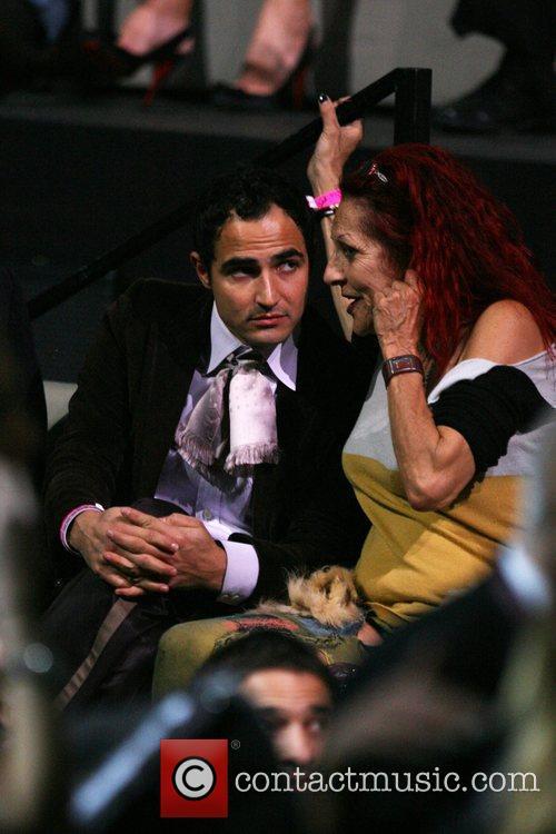 Zac Posen and Patricia Field Victoria's Secret Fashion...