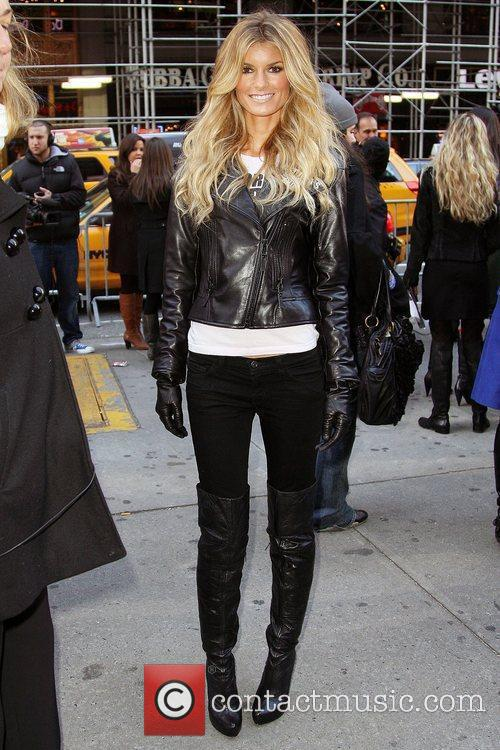 Victoria's Secret Angels take over Times Square to...