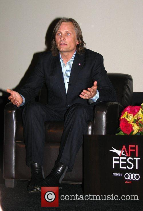 Viggo Mortensen and AFI 22