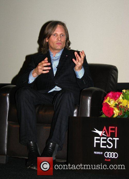 Viggo Mortensen and AFI 24