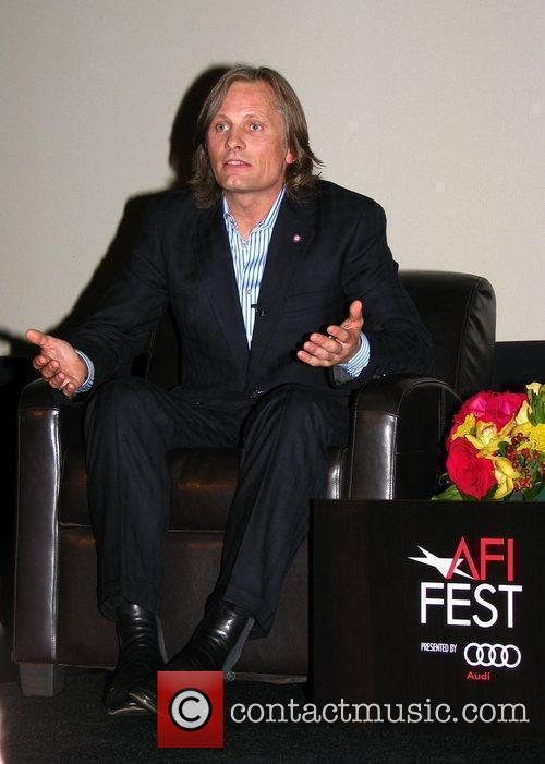Viggo Mortensen and AFI 26