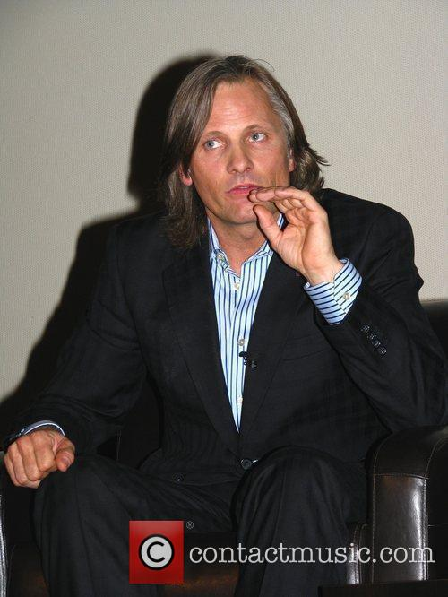 Viggo Mortensen and AFI 18