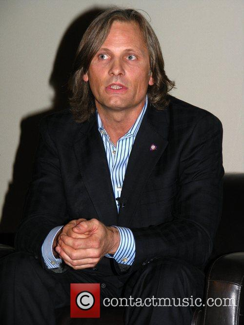 Viggo Mortensen and AFI 23