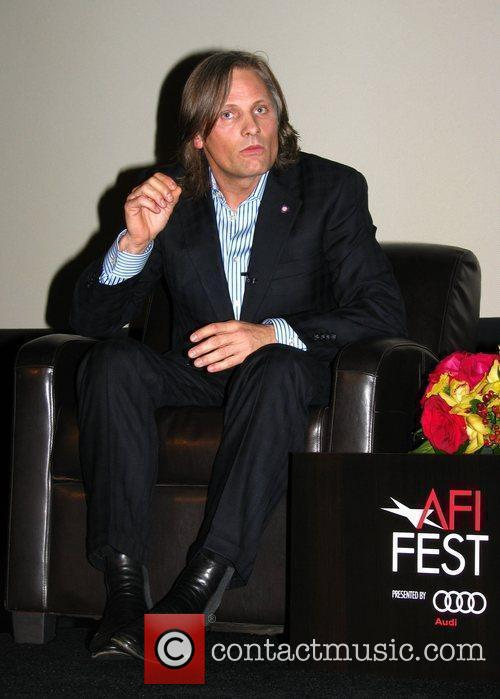 Viggo Mortensen and AFI 28