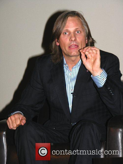 Viggo Mortensen and AFI 29