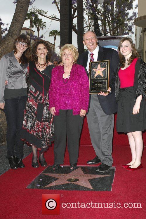 KFI/640 AM's Bill Handel gets a star on...