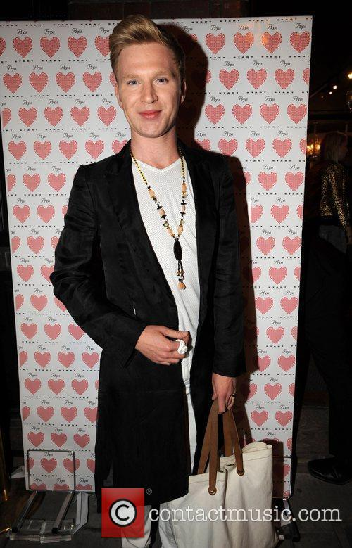 Henry Conway PRPS hearts start launch party at...