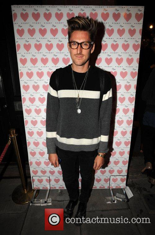 Henry Holland PRPS hearts start launch party at...