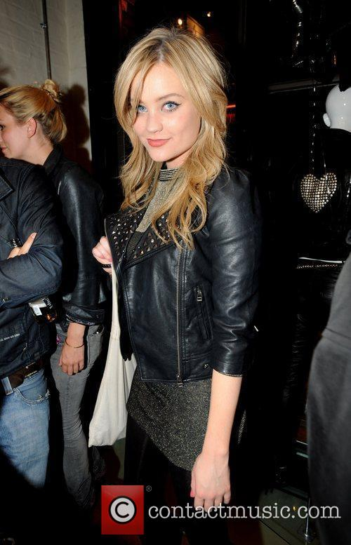 Laura Whitmore PRPS hearts start launch party at...