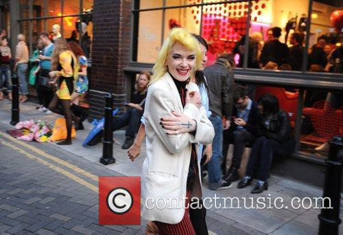Pam Hogg PRPS hearts start launch party at...