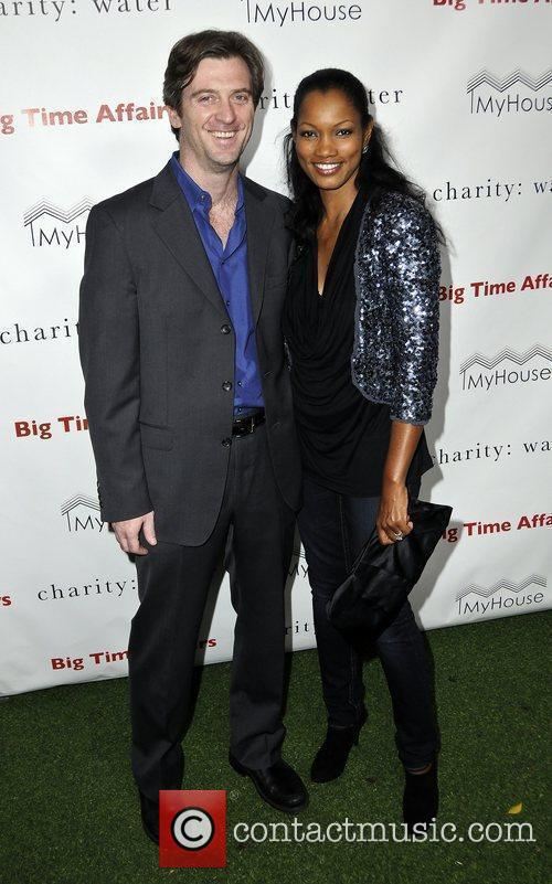 Garcelle Beauvais-nilon and Her Husband Mike Nilon 1