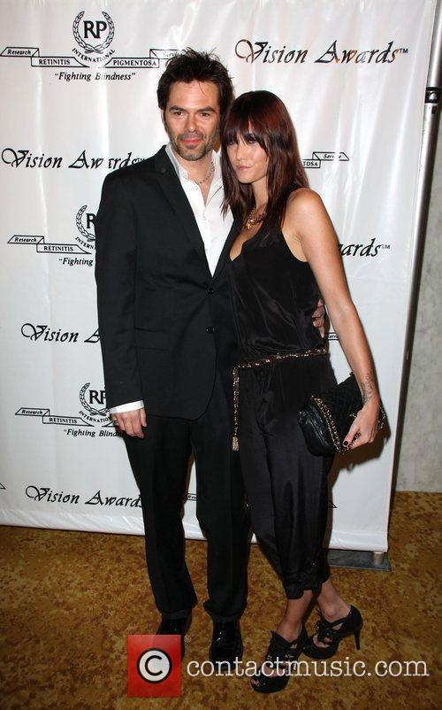 Billy Burke and guest The 36th Annual Vision...