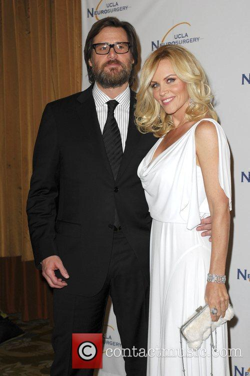 Jenny McCarthy & Jim Carrey 2009 UCLA Department...