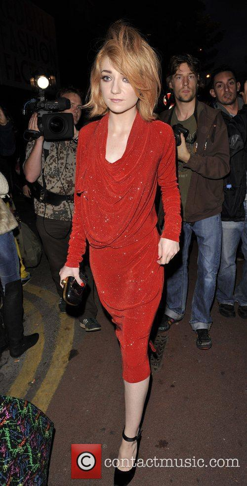 Nicola Roberts and Vivienne Westwood 5