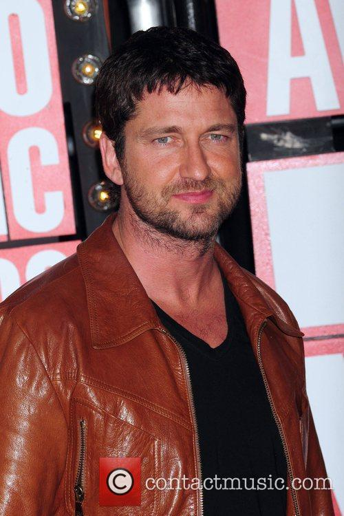 Gerard Butler and Mtv 1