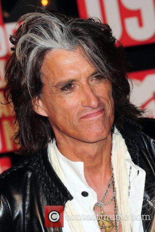 Joe Perry and Mtv 10