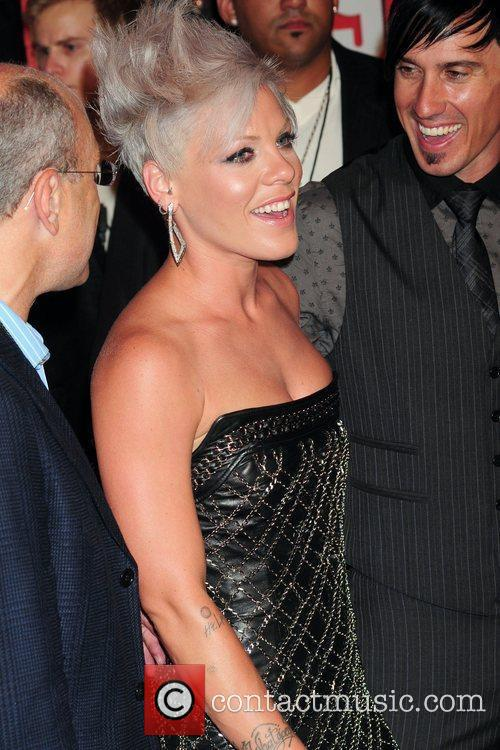 Pink and Mtv 5