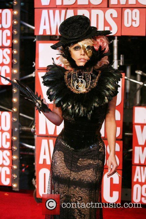 Lady Gaga and Mtv 2