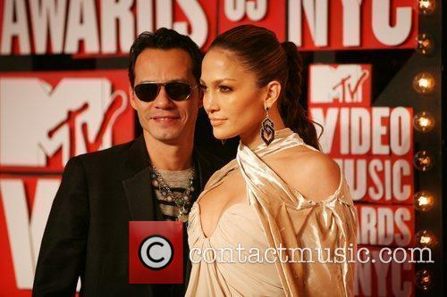 Marc Anthony, Jennifer Lopez and Mtv 2