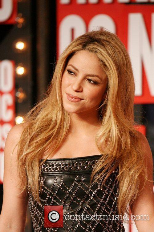 Shakira and Mtv 4