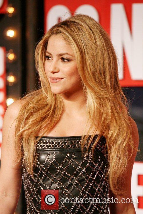 Shakira and Mtv 1