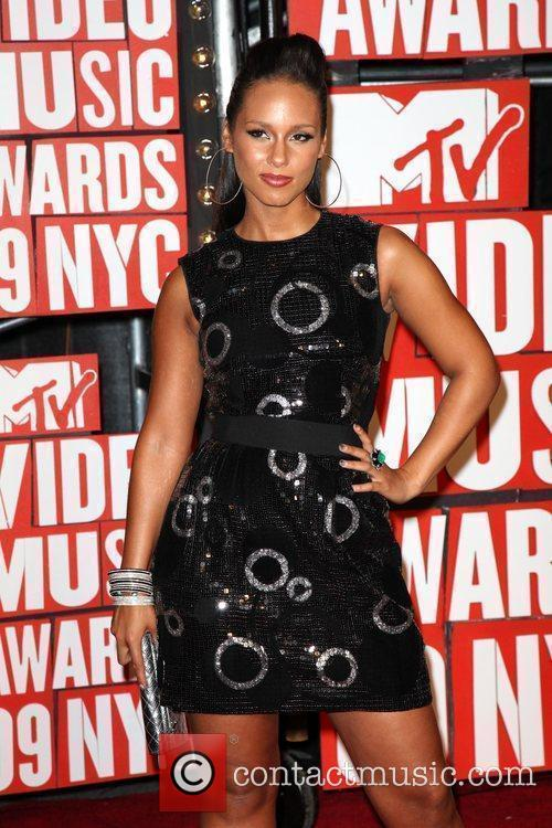 Alicia Keys and Mtv 2