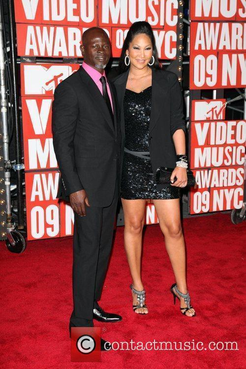 Djimon Hounsou and Mtv 2
