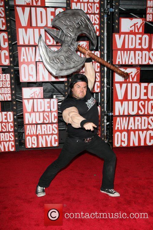 Jack Black and MTV 3