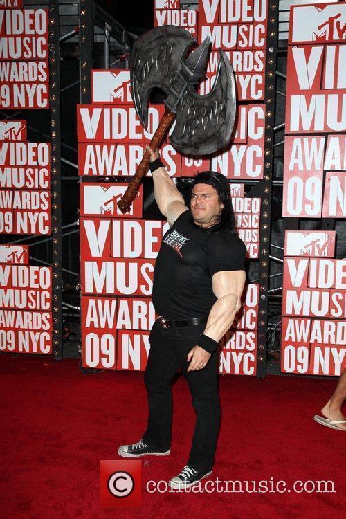 Jack Black, MTV, Radio City Music Hall, MTV Video Music Awards