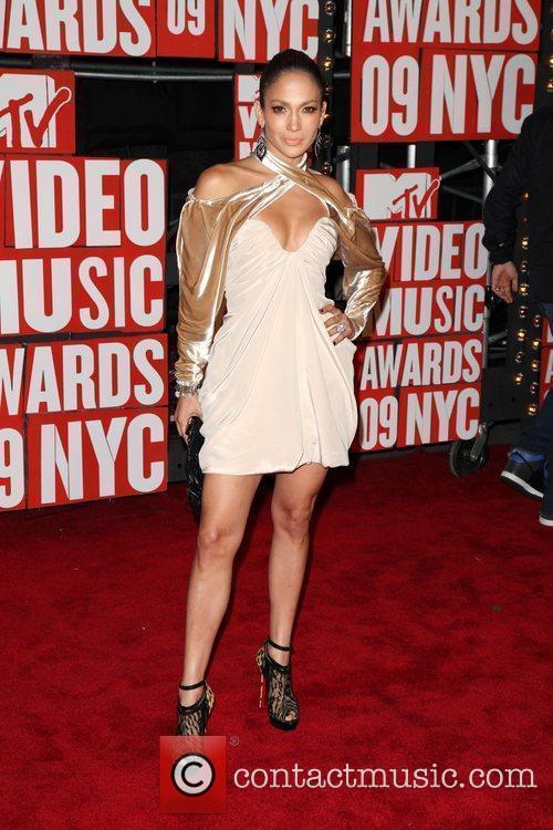 Jennifer Lopez and Mtv 5