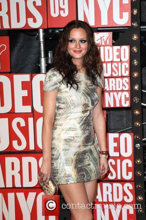 Leighton Meester and Mtv 1
