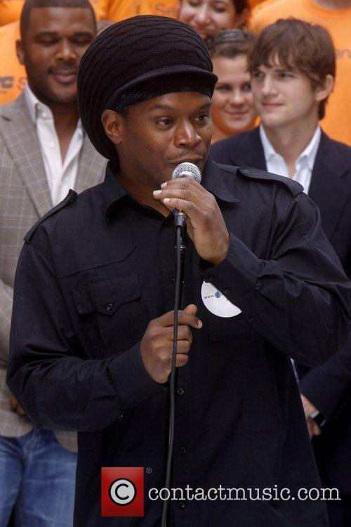 Sway Calloway Celebrities kick off two major initiatives,...