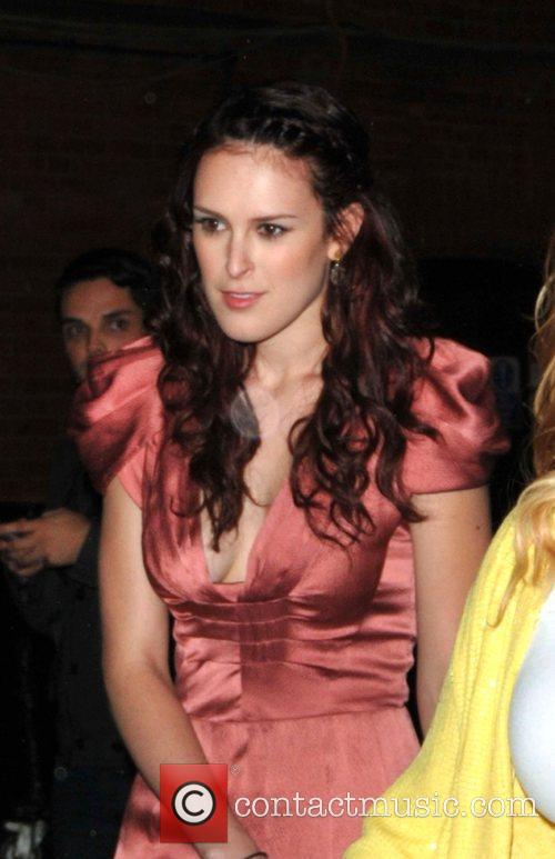 Rumer Willis and Her Co-star Briana Evigan 2