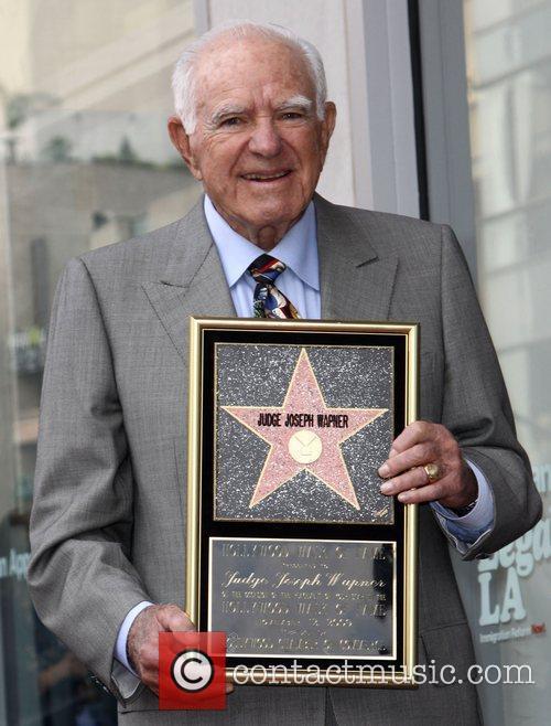 Judge Joseph A. Wapner - 90th birthday celebration,...