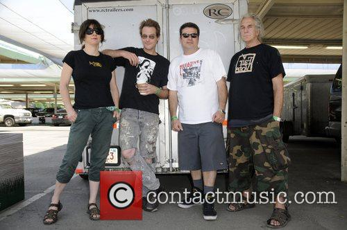 The 2009 Vans Warped Tour held at the...