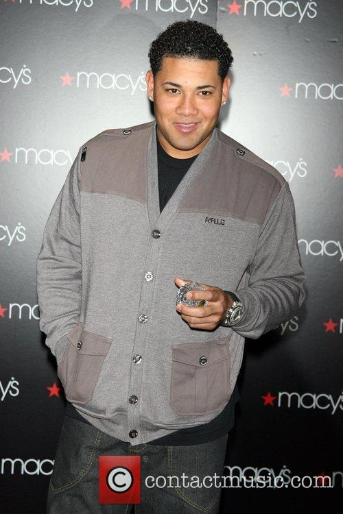 Melky Cabrera Macy's welcomes Melky Cabrera to celebrate...