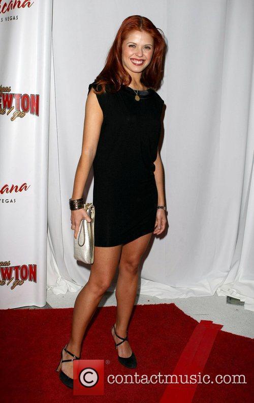 Anna Trebunskaya, Las Vegas and Wayne Newton 6