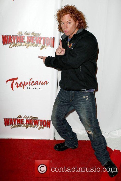 Carrot Top, Las Vegas and Wayne Newton 2