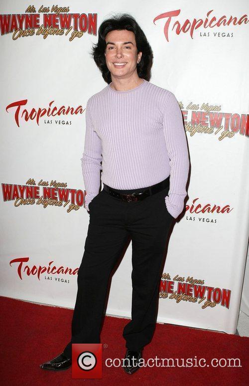 Frank Marino, Las Vegas and Wayne Newton 2