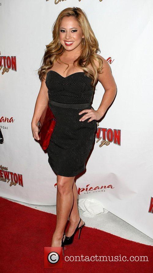 Sabrina Bryan, Las Vegas and Wayne Newton 3