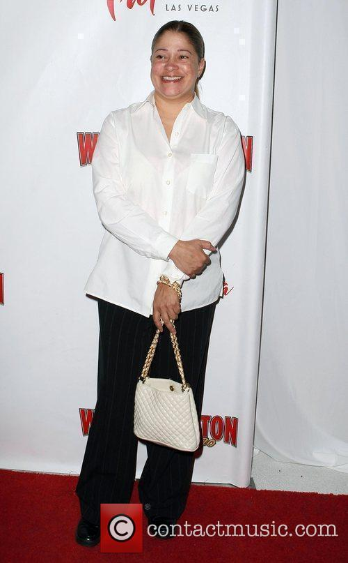 Tracey Davis, Las Vegas and Wayne Newton 2