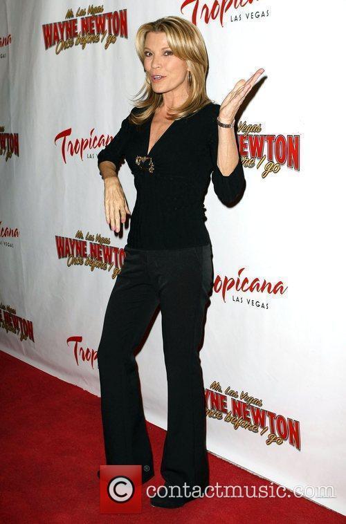 Vanna White, Las Vegas and Wayne Newton 4