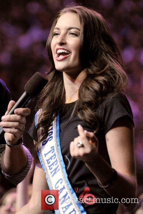 'We Day: a youth empowerment event' held at...