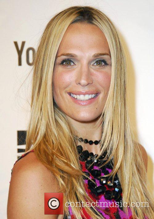 Molly Sims The 13th Annual Webby Awards held...